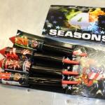 4 raketer i förpackning från Royal Party