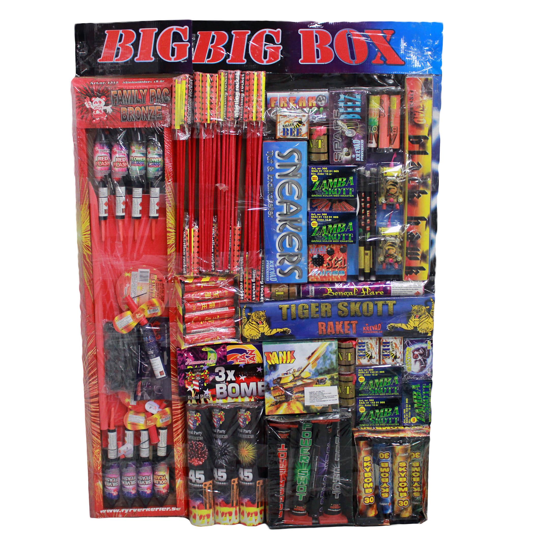 big-big-box - Fyrverkeri d3e138216a33a